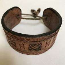 Leather bracelet 2